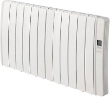 Elnur DIL-12GC 1500W Thermal Inertia Radiator with Built-in G Control Wi-Fi 12 Elements