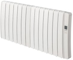 Elnur DIL-14GC 2000W Thermal Inertia Radiator with Built-in G Control Wi-Fi 14 Elements