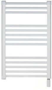 Elnur Connected ECTB-150 150W 870mm White Towel Rail