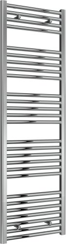 Reina Diva AG50160CF Chrome Flat Towel Rail 500 x 1600mm