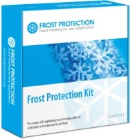30m Pre-made (12W L/m) Frost Protection Trace Heating Kit with Thermostat