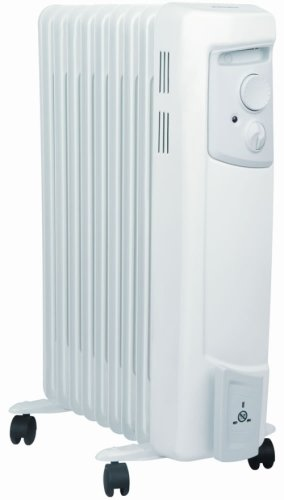 Dimplex OFC2000 - Portable Oil Filled Radiator, 2kW