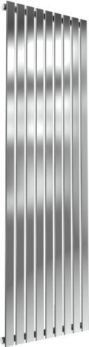 Reina Flox RNS-FTX180053SP Vertical Single Polished Stainless Steel Radiator 531mm x 1800mm