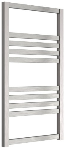 Reina Bolca A-BLC0805S Brushed Satin Towel Rail 485 x 870mm