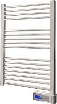 Harmoni Ebro HS030C 300W Chrome Electric Towel Rail