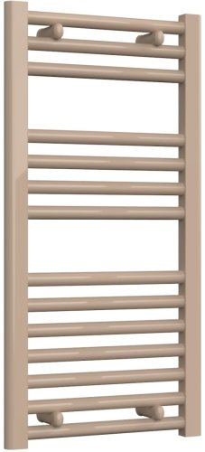 Reina Diva AG40800LF Flat Latte Towel Rail 400 x 800mm