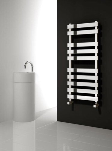 Reina Kreon RNS-KN5116 Polished Stainless Steel Towel Radiator 500 x 1160mm