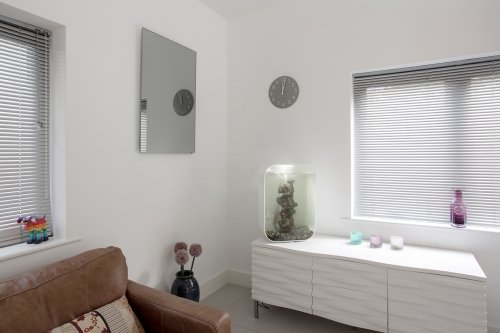 Inspire Frameless Mirror Panel