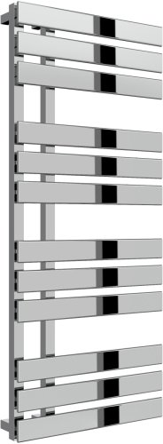 Reina Sesia RND-SS511 Chrome Towel Rail 500 x 1180mm
