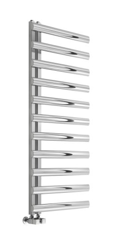 Reina Cavo RNS-CV505B Brushed Stainless Steel Towel Rail