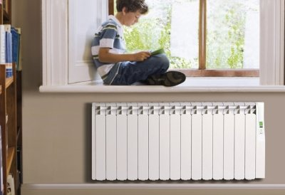 Rointe Kyros KRI1600RAD2 1600W Electric Radiator 1340mm 15 Elements