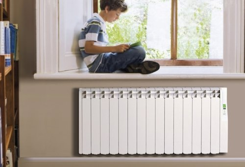 Rointe Kyros KRI0330RAD2 330W Electric Radiator 350mm 3 Elements