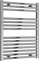 Reina Diva AG60800CF Chrome Flat Towel Rail 600mm x 800mm