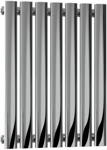 Reina Nerox RNS-NRX607P Single Horizontal Polished Stainless Steel - 413 x 600mm