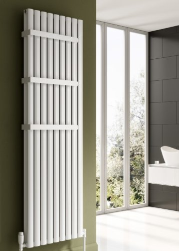 Reina Neval A-NVL18052SP Single Polished Vertical Radiator 522 x 1800mm