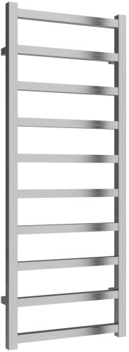 Reina Fano A-FNO1245S Brushed Satin Towel Rail 485 x 1240mm