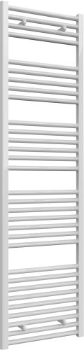 Reina Diva AG50180WF White Flat Towel Rail 500 x 1800mm