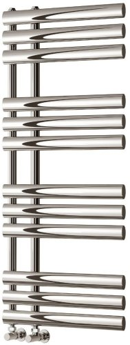 Reina Chisa RND-CHS082C Chrome Towel Rail