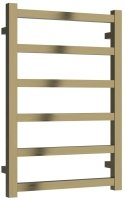 Reina Fano A-FNO0725Z Bronze Satin Towel Rail 485mm x 720mm
