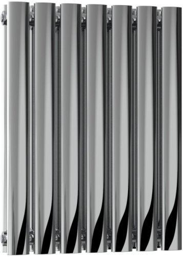 Reina Nerox RNS-NRX607PD Double Horizontal Polished Stainless Steel - 413 x 600mm