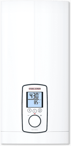 Stiebel Eltron DHE 27 - 204285 Set (Three Phase) Touch Instantaneous Water Heater 4i Technology