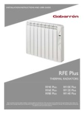 Elnur RFE Plus Installation Instructions & User Guide