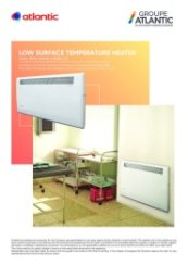 AH00019 Low Surface Heater