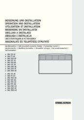 Stiebel Eltron CNS UE Operation and Installation Manual