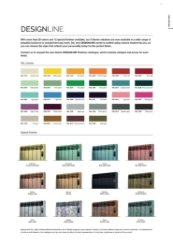 Rointe DesignLine Colours