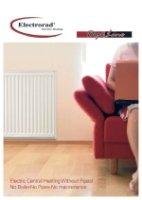 Electrorad Digi-Line Electric Radiator Brochure