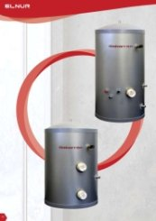 Elnur Direct & Indirect Water Cylinder Brochure