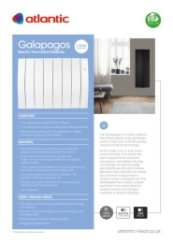 Galapagos Technical Specification