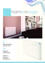 Harmoni Lugo Electric Radiator Data Sheet