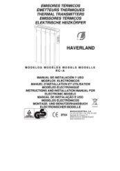 Haverland RCA Radiator Instruction Guide