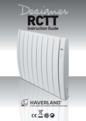 Haverland RCTT Radiator Instruction Guide