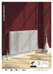 Reina Colona Horizontal Radiator