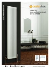 Reina Colona Vertical Radiator
