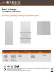 Select XLS Installation Manual
