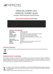 Summit Installation Manual