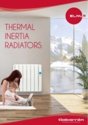 Thermal Inertia Radiators Brochure