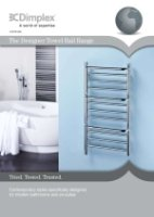 Dimplex Towel Rail Brochure