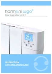Harmoni Lugo+ instruction manual