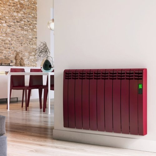 Rointe DIR05R - D Series RAL Colour, Electric Radiator, 550W, 5 Elements