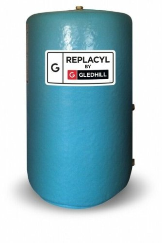 Gledhill Replacyl Stainless Steel Vented Cylinder 900mm x 450mm - Indirect Connection