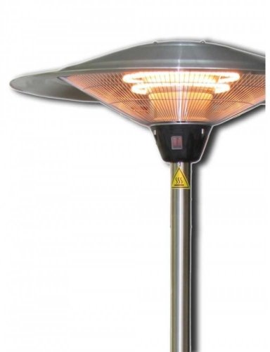 Haverland PH-21 Electric Patio Heater with Remote Control