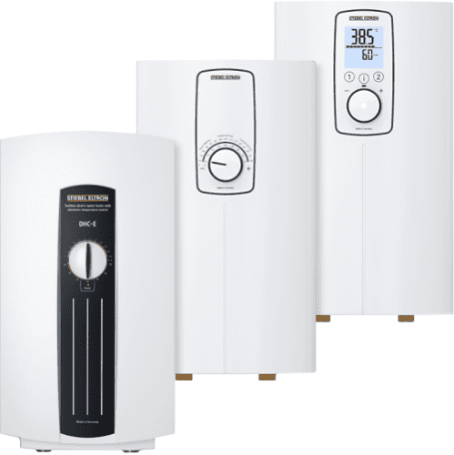 Compact Instantaneous Water Heaters (Single Phase)