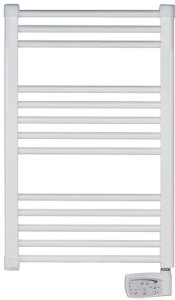 Elnur TBB-8i 300W 870mm White Electric Towel Rail Radiator