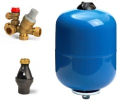 Rointe KITKW02 Rome & Siena Water Heater Installation Kit