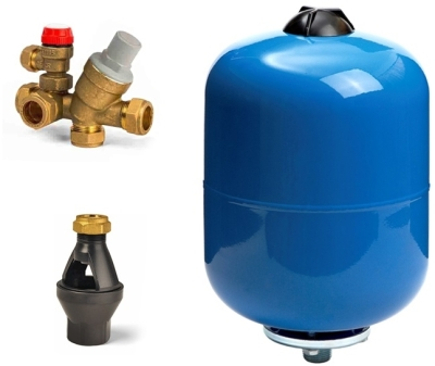 Rointe KITKW02 Water Heater Installation Kit