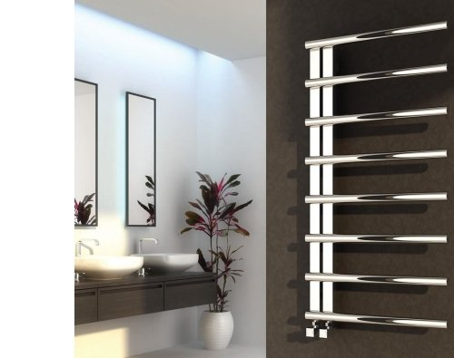 Reina Celico RNS-CLI5058 Polished Stainless Steel Radiator